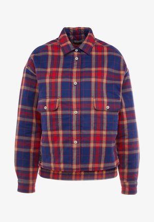 GIRES - Outdoorjacke - red check