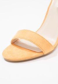 Glamorous - Sandaler med høye hæler - yellow - 2