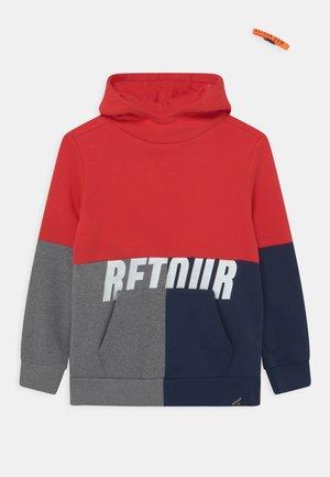 RICK - Sweatshirt - red