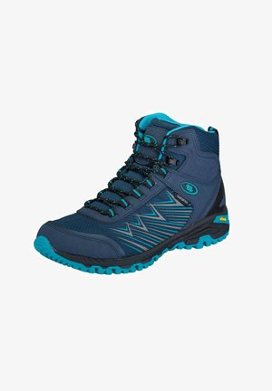 MOUNT KIMARA TREKKING - Lace-up ankle boots - blue