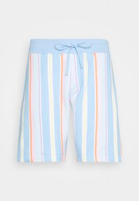 Tommy Jeans Plus - PLUS STRIPE - Shorts - light powdery blue - 0
