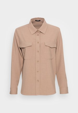 FOMPA - Button-down blouse - maple
