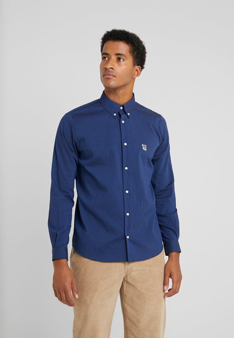 Tonsure - CHARLES - Shirt - dark blue
