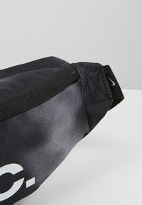 Nike Performance - HIP PACK - Bum bag - black/white - 6