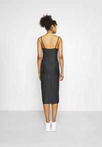 Sixth June - LEOPARD DRESS - Cocktail dress / Party dress - black - 2