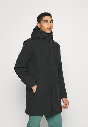 CLIMATE SHELL JACKET  - Winter coat - black jet