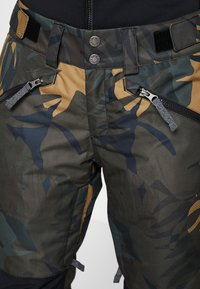 The North Face - ABOUTADAY PANT - Ski- & snowboardbukser - new taupe green/black - 3