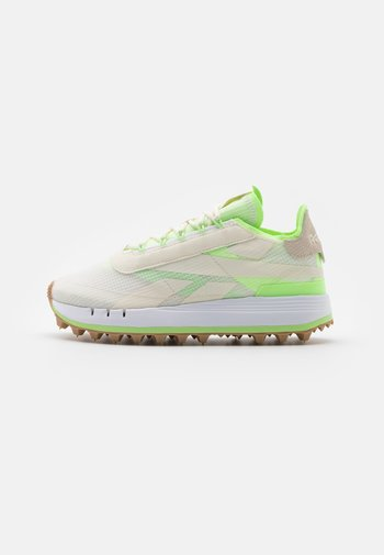 LEGACY 83 - Sneakers basse - chalk/morning fog/neon mint