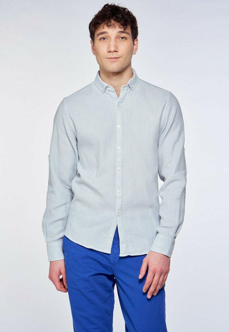 MDB IMPECCABLE - Shirt - light blue