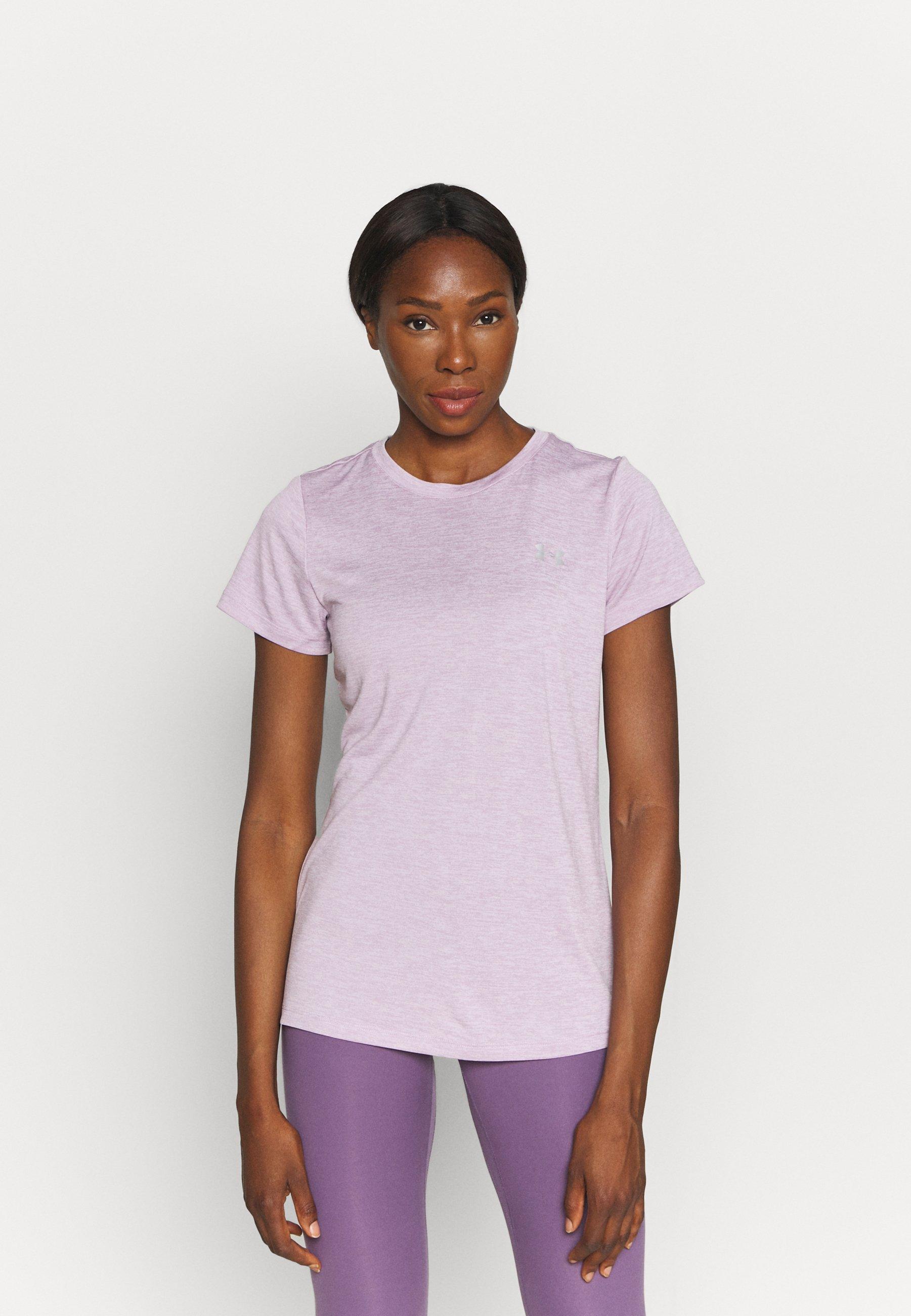 Women TECH TWIST - Basic T-shirt