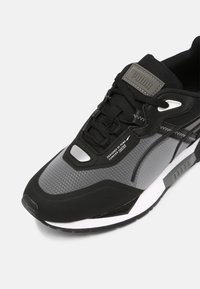 Puma - MIRAGE MOX TECH VEGAN UNISEX - Trainers - black/white - 4