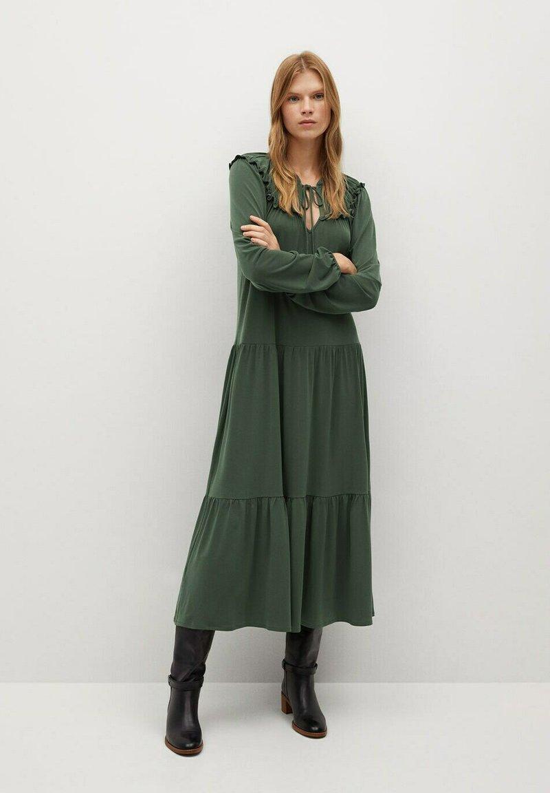 Mango - RIO - Denní šaty - khaki