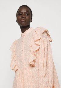 Hofmann Copenhagen - ELISE - Shirt dress - rose dust - 3