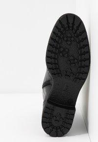 Gabor - Šněrovací kotníkové boty - schwarz - 6