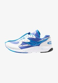 Saucony - AYA - Sneakers laag - white/blue/light blue - 0