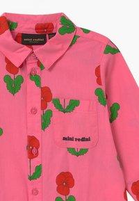 Mini Rodini - VIOLAS - Button-down blouse - pink - 3
