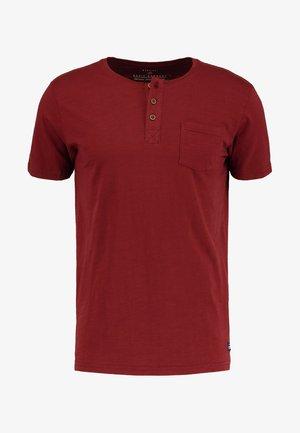 BRIAN - T-shirt print - red