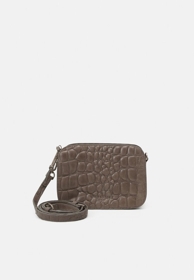 LUKA - Borsa a tracolla - honey grey