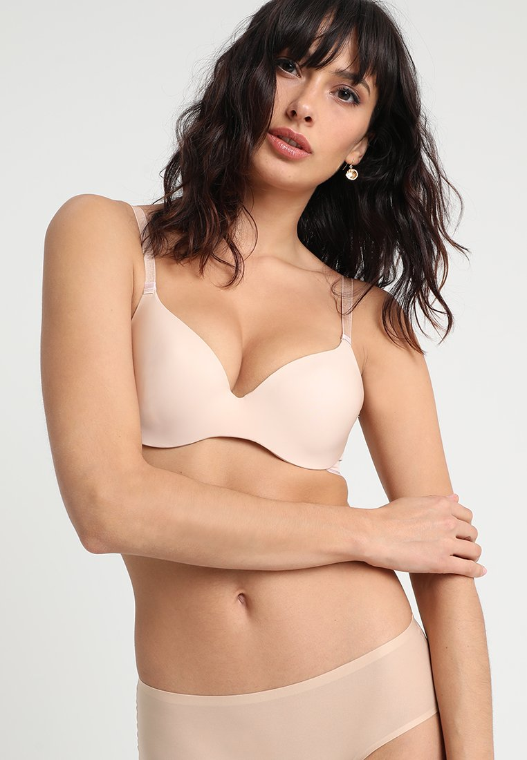 Chantelle - ABSOLUTE INVISIBLE - T-paitaliivit - beige doré