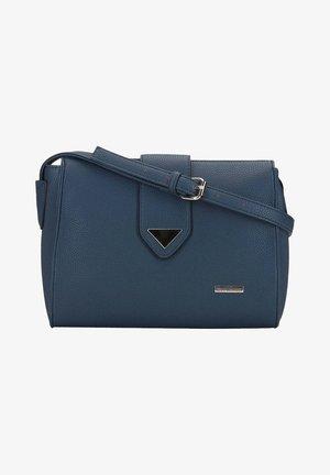 Across body bag - dunkelblau