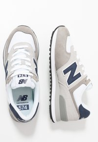 New Balance - 574 - Baskets basses - grey/white - 1