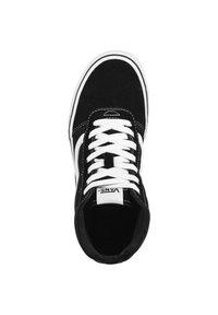 Vans - WARD HI - High-top trainers - black / white - 3