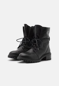 Zign - Zimní obuv - black - 2