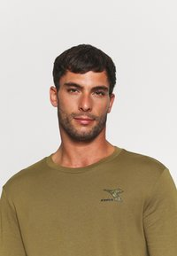 Diadora - CHROMIA - Long sleeved top - olive green - 4