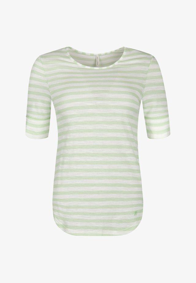 Pyjamashirt - grün