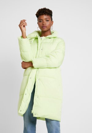 Classic coat - acid lime