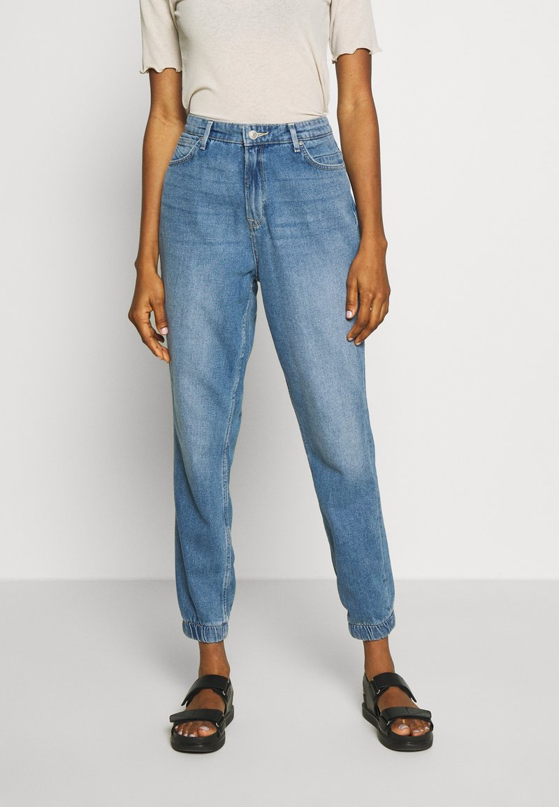 ONLY - ONLCLIP - Jeansy Relaxed Fit - medium blue denim