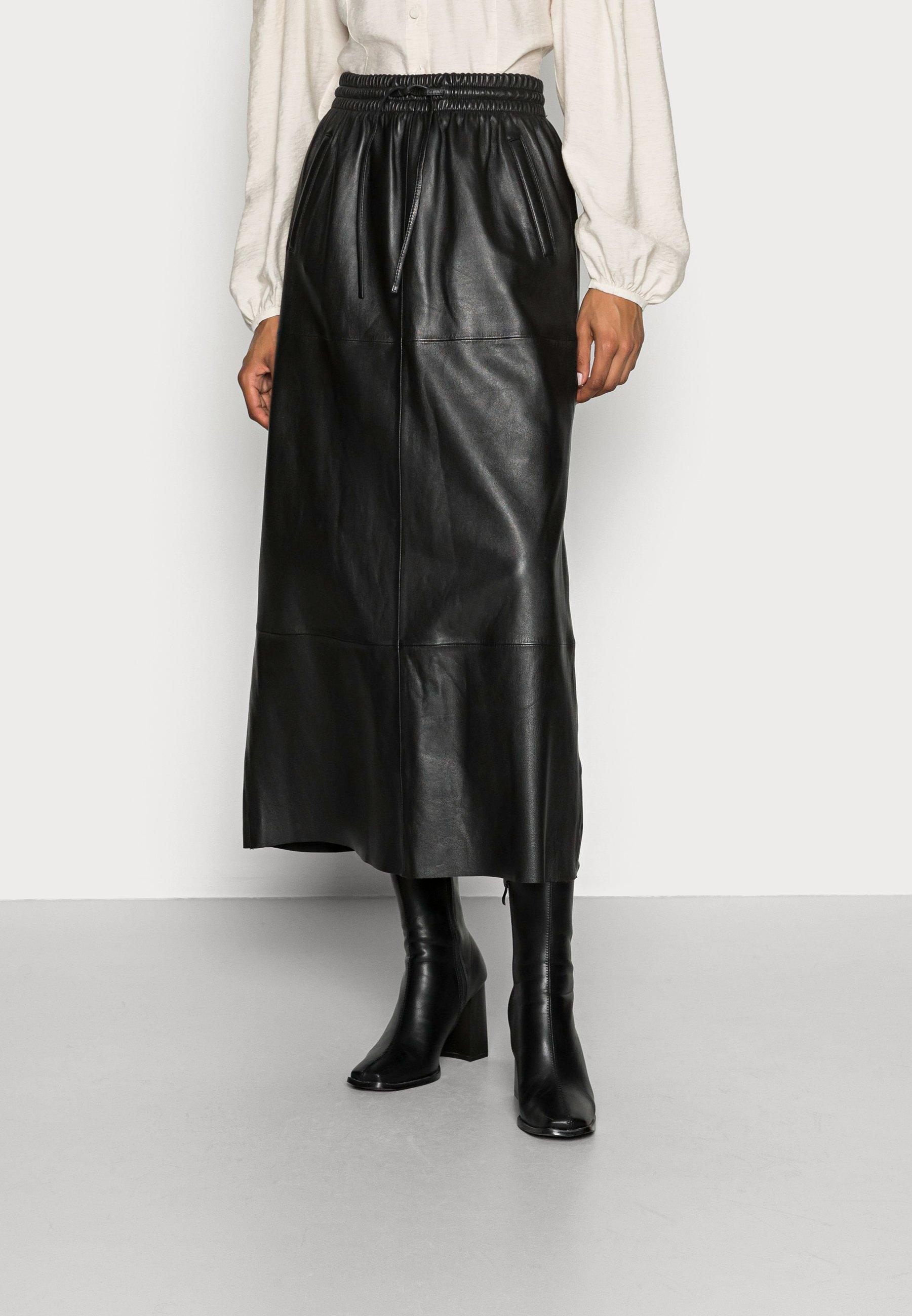 Femme ALABAMA - Jupe en cuir