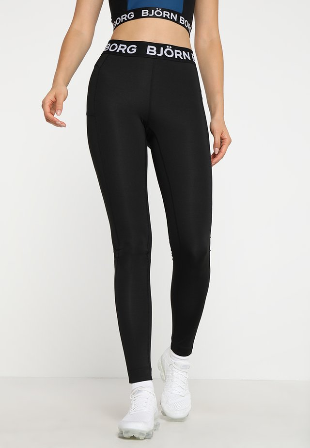 CORA ESSENTIAL - Legging - black beauty