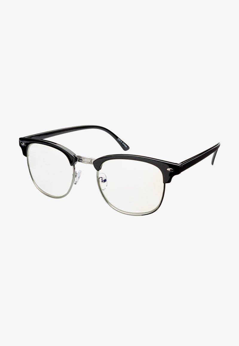 Icon Eyewear - CAIRO BLUE LIGHT GLASSES - Sunglasses - black