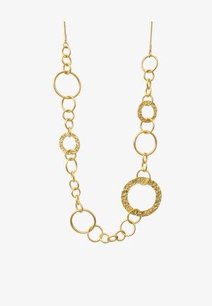 AMBER - Smykke - gold plating