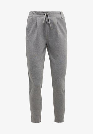 POPTRASH EASY COLOUR  - Tracksuit bottoms - medium grey melange