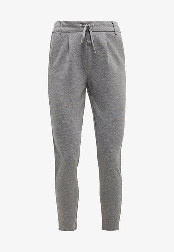 POPTRASH EASY COLOUR PANT - Trousers - medium grey melange
