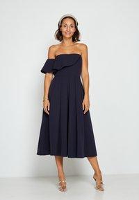 True Violet - Maxi dress - navy - 0