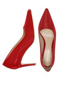 FERAGGIO - RUSHHOUR RED - Klassieke pumps - red - 2