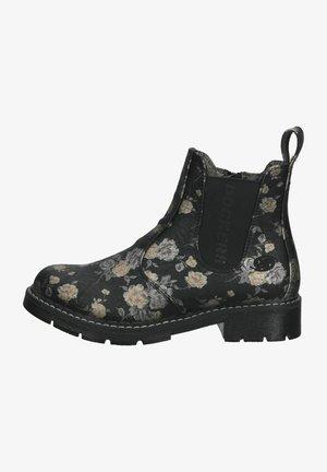 Ankle boots - schwarz/multi