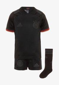adidas Performance - DFB DEUTSCHLAND A MINI - Pelipaita - black - 0