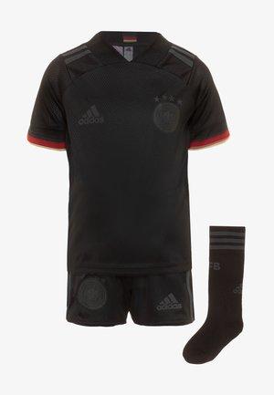DFB DEUTSCHLAND A MINI - Sportovní kraťasy - black