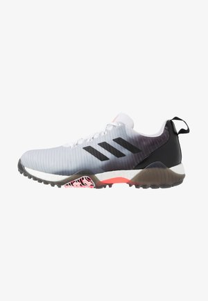 CODECHAOS - Golf shoes - footwear white/core black