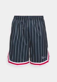 Karl Kani - SMALL SIGNATURE - Shorts - navy - 3