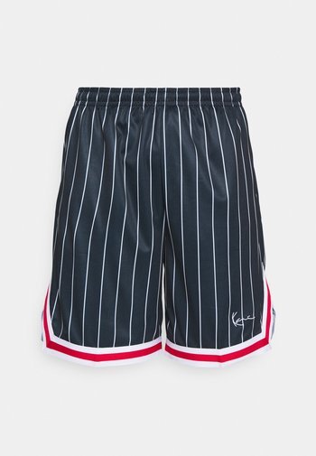 SMALL SIGNATURE - Shorts - navy