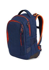 Satch - SLEEK  - Cartable d'école - toxic orange - 3