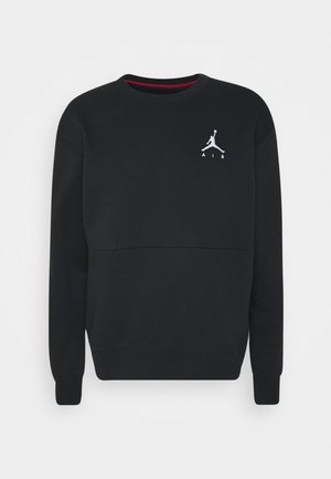 JUMPMAN AIR CREW - Sweatshirts - black