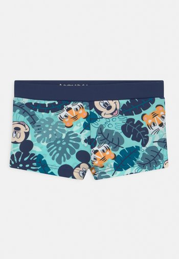 PARIGAMBA BOY MICKEY - Caleçon de bain - aruba blue