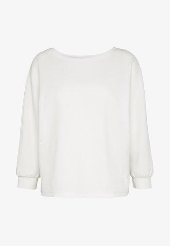 SOBBY - Sweatshirt - milk