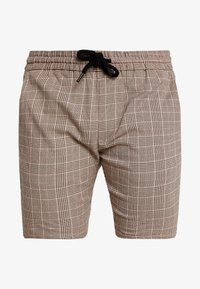 Only & Sons - ONSLINUS CHECK  - Shorts - chincilla - 3